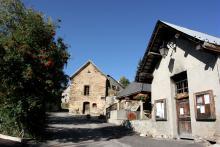Villard Reymond ©Pascal Saulay - Parc national des Ecrins