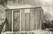 Le refuge Caron 1903