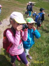 jour 1 sortie refuge - école savines - juin 2015