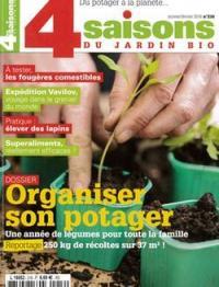 4 saisons du jardinier bio © Terre vivante
