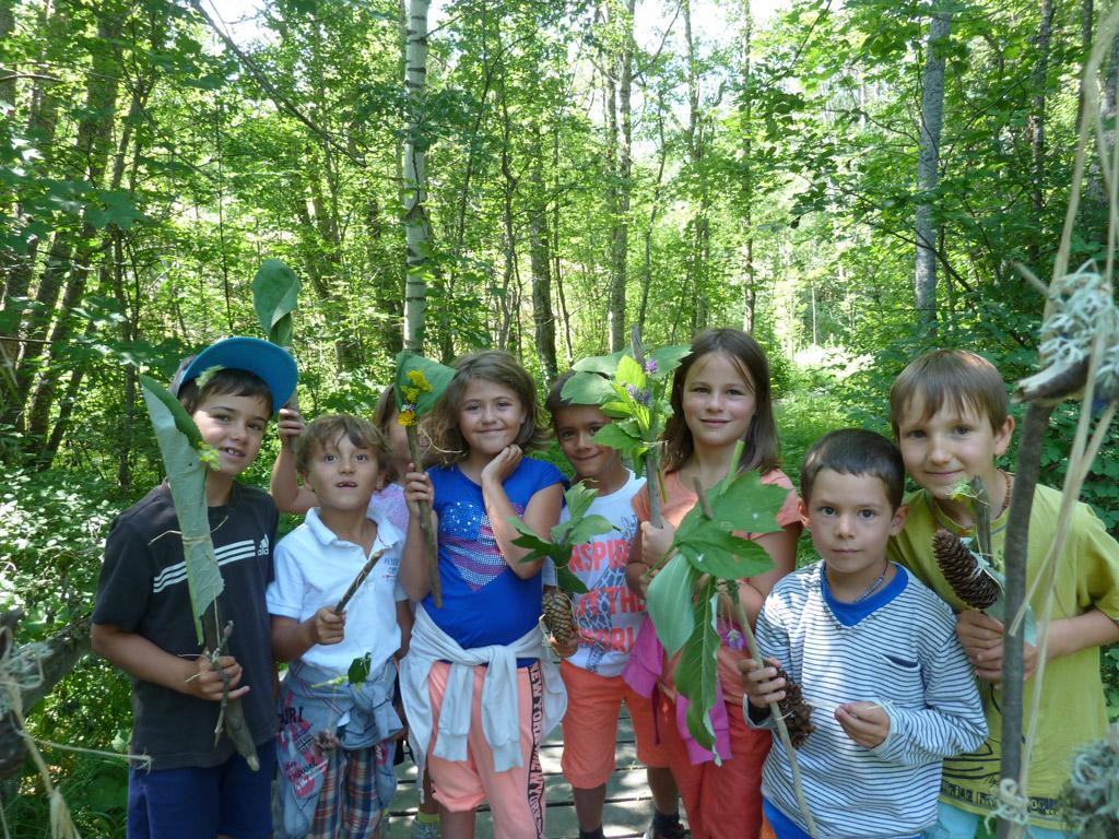 Pédagogie dans les écoles des Ecrins - Parc national des Ecrins