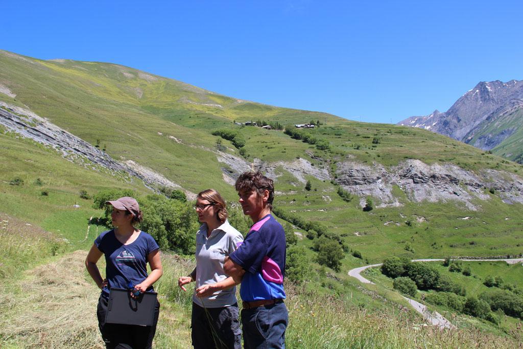 Jean-jacques Sionnet, prix local concours 2016 - prairies fleuries - Briançonnais - concours 2016 - © Parc national des Écrins