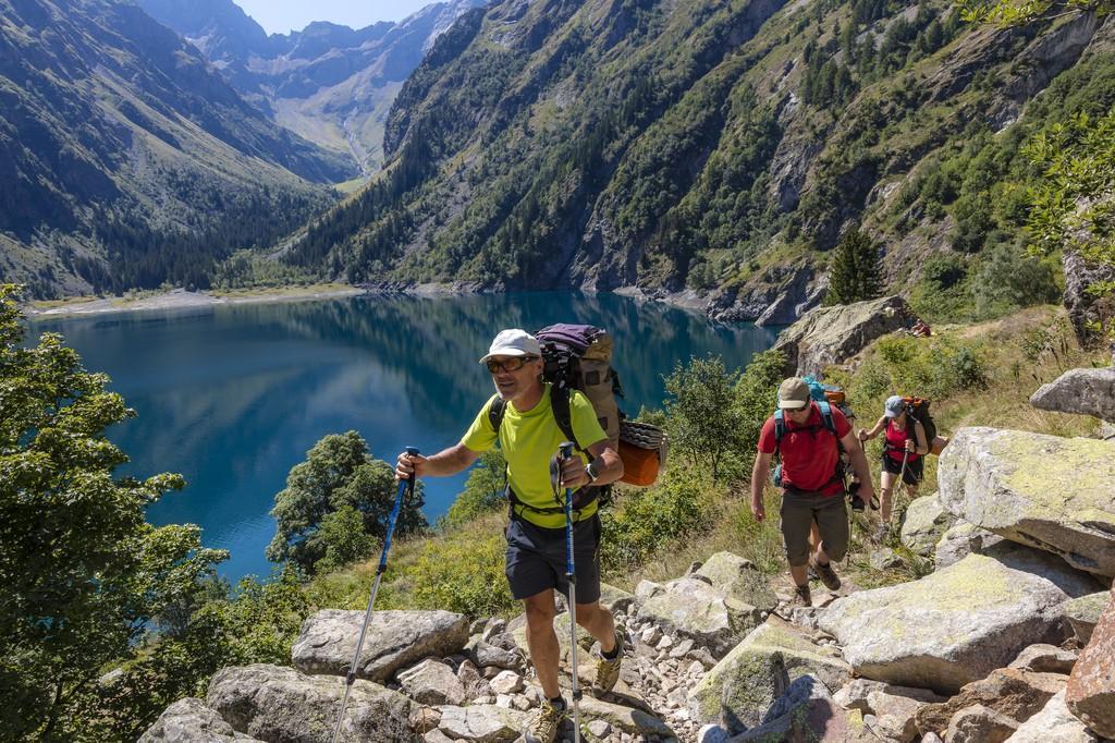 Grand tour des Ecrins - photo B Bodiln - Parc national des Ecrins