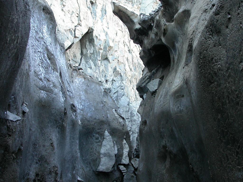 Glacier rocheux du Laurichard © C.Albert - Parc national des Ecrins