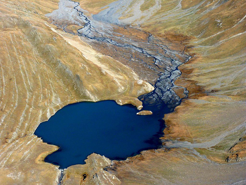 lac du Goléon - 2011 - photo H-Quellier © Parc national des Ecrins