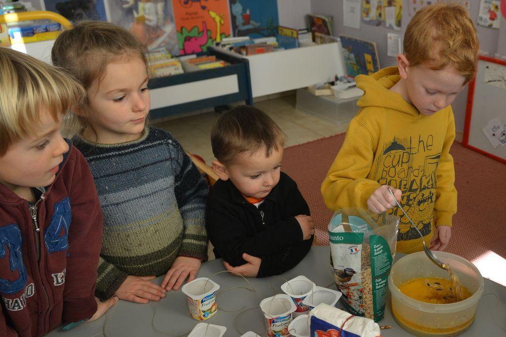 Ecole de La Motte-en-Champsaur  avec le parc national des ecrins