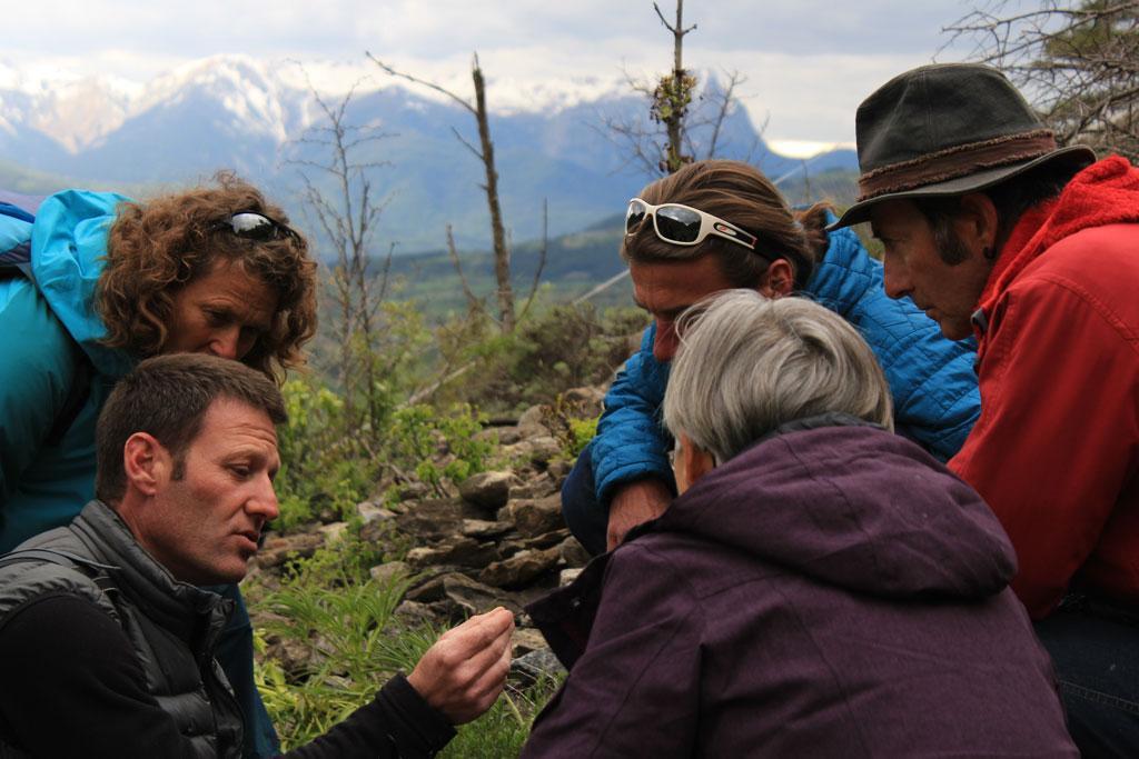 Formation Esprit parc national - mai 2017 - Ecrins - © K-Leclavier - Parc national des Ecrins