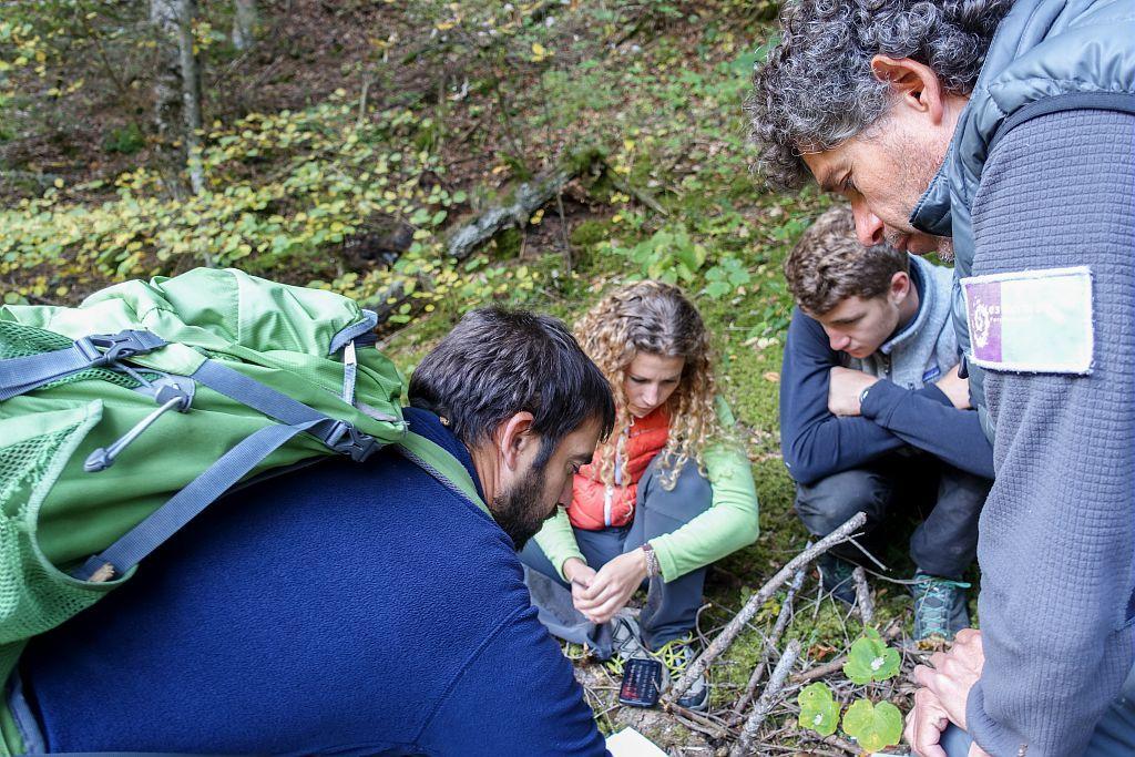 Premières rencontres malacologiques PACA - Savines-Le-Lac - © P-Saulay - Parc national des Écrins