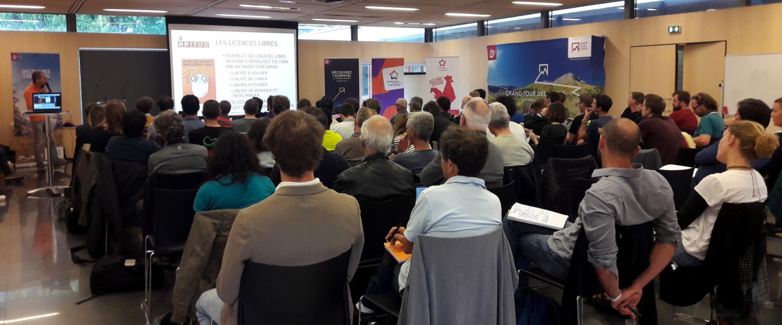 Rencontres Geotrek 2017
