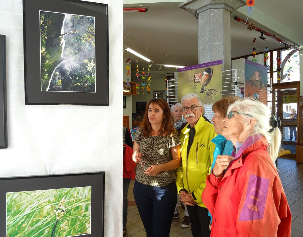 omniprésent - expo Maison de la vallée - 2017