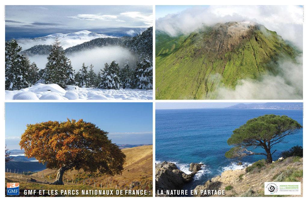 Les parcs nationaux et la GMF affichent leur partenariat