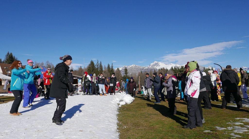 Neige pour tous 2019 à Gap Bayard - © D.Vincent - Parc national des Écrins