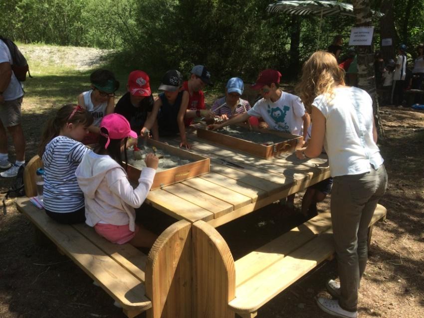 Archeologie Parc national des Ecrins - instantanés Echo des mots - juin 2019