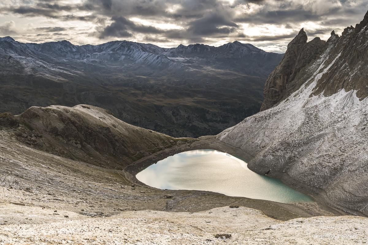 Les Cerces - photographies de Christian Boucher, exposées au Centre d'accueil du Parc national au Lautaret - été 2020
