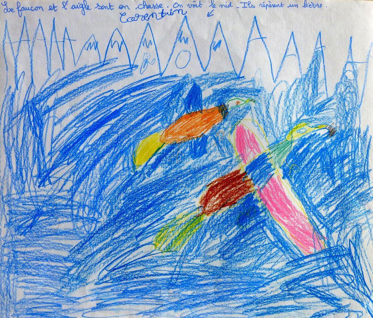 Concours de dessin 2020 - © PNE