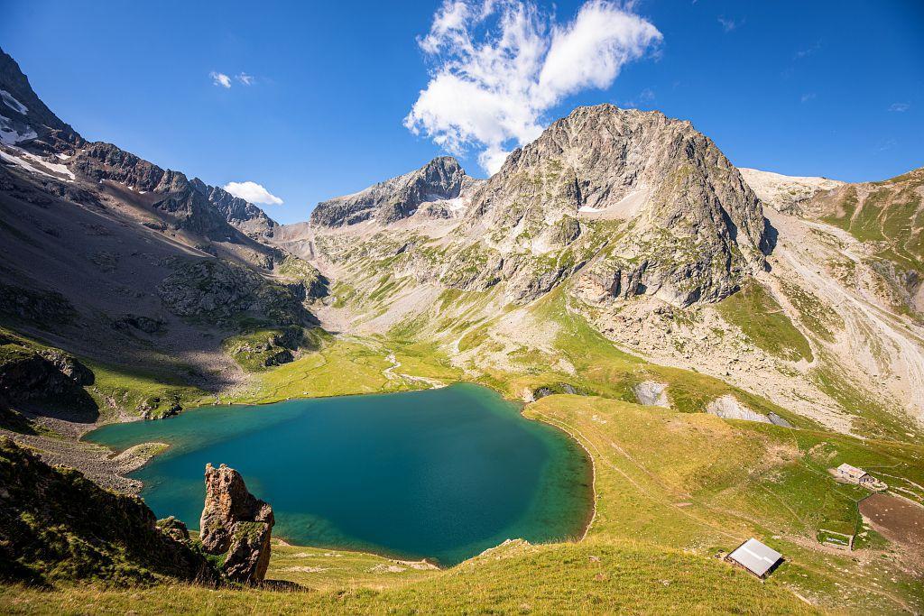 Lac de la Muzelle - © T. Blais - PNE