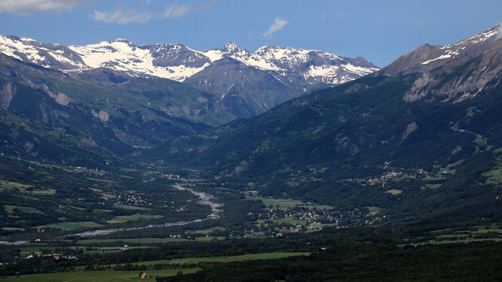 Vallée du Drac  © Marc Corail - Parc national des Écrins