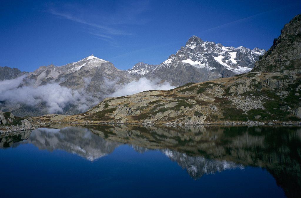 Lac de Pétarel - Valgaudemar © Dominique Vincent - Parc national des Ecrins