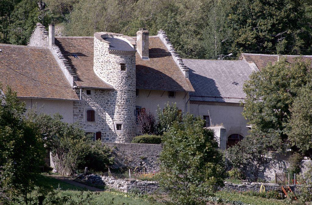 Maison forte - Molines en Champsaur © Stephane D'houwt - Parc national des Ecrins