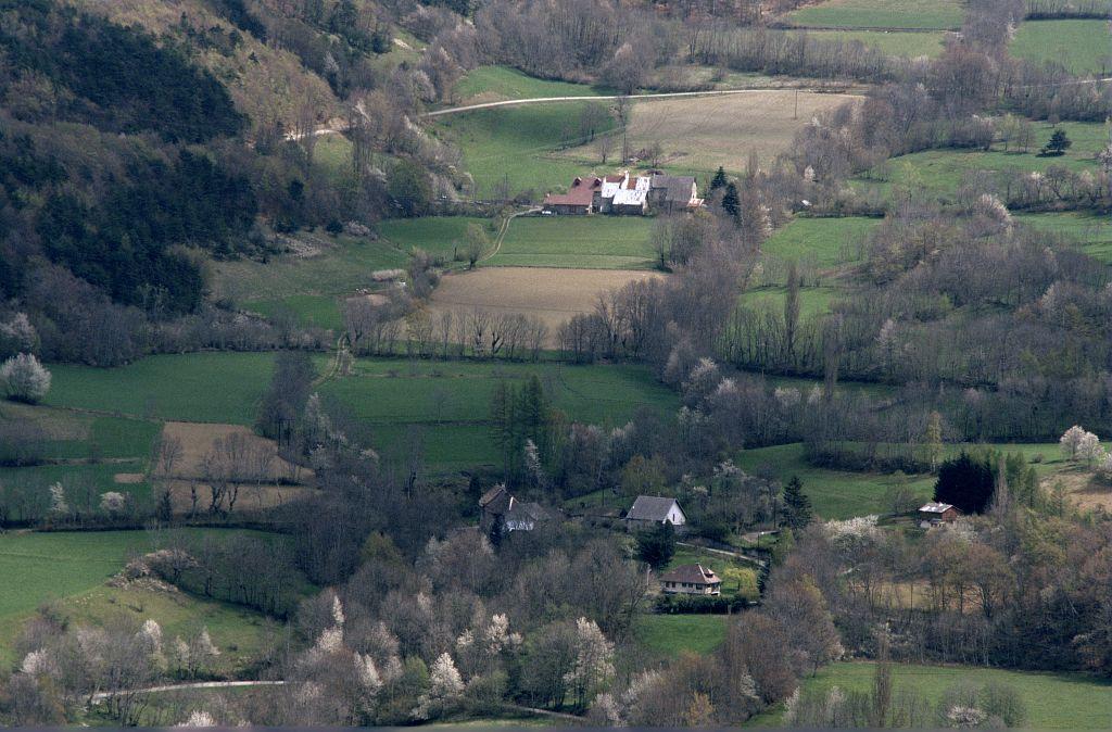 Le bocage de Saint-Jacques et de Chauffayer - Valgaudemar ©Guido Meeus - Parc national des Ecrins
