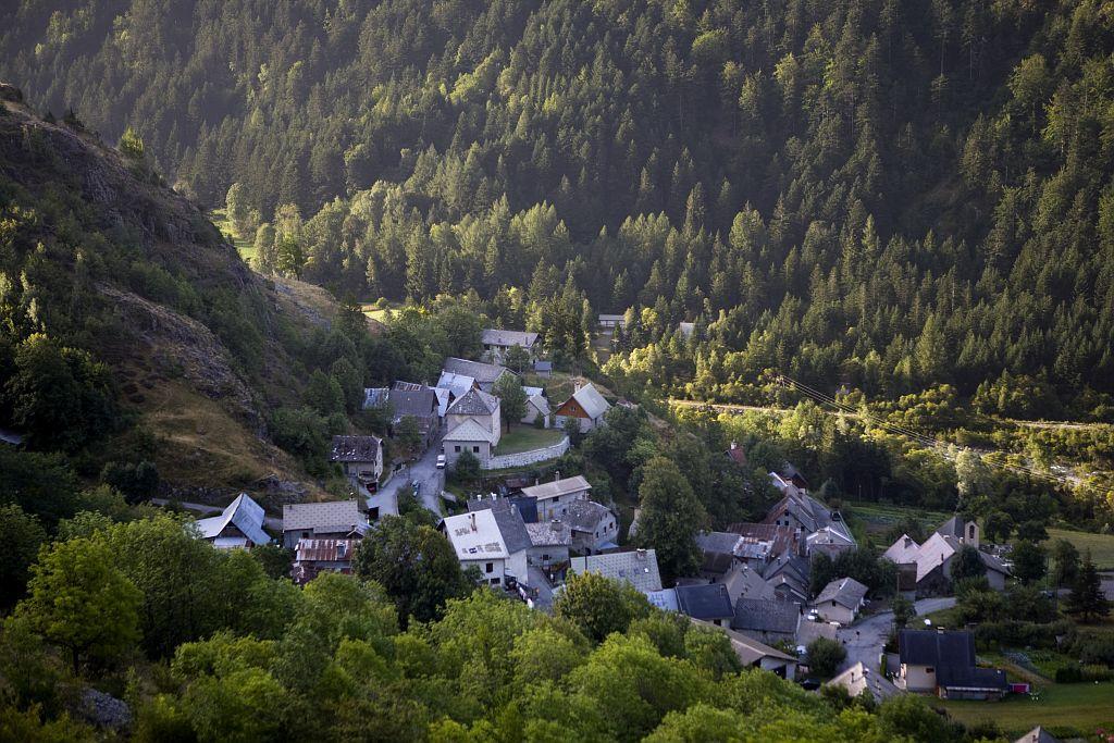 Villar Loubière ©Pascal Saulay - Parc national des Ecrins