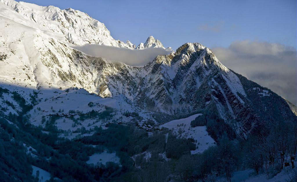 la Lance d'Allemont © Pascal Saulay - Parc national des Ecrins