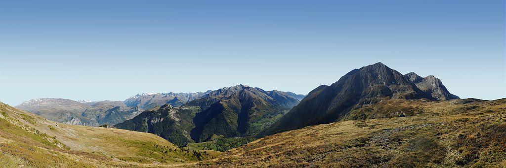 Ornon - Massif du Taillefer © Jean Pierre Nicollet - Parc national des Ecrins