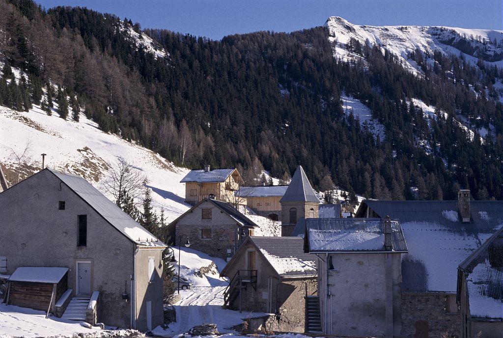 Villard Reymond ©Daniel Roche - Parc national des Ecrins