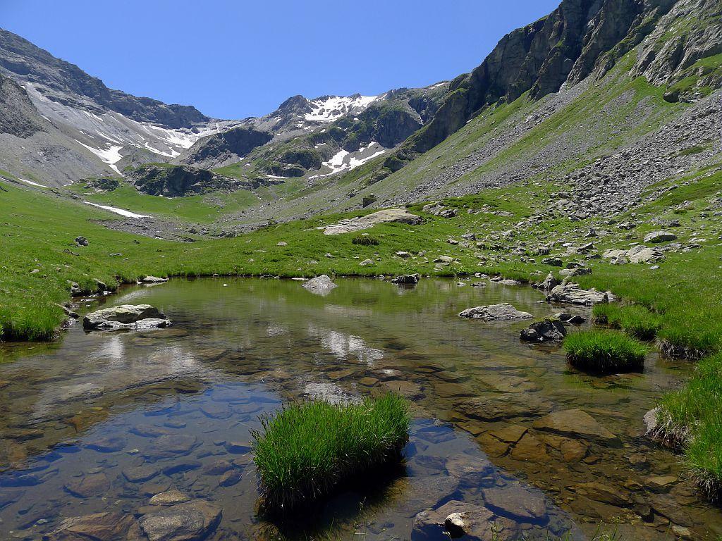 Vallon de Jas Lacroix ©Thierry Maillet - Parc national des Ecrins