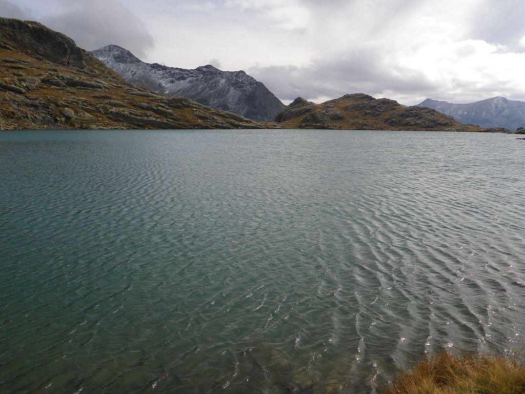 Lacs sentinelles dans les Ecrins © C.Sagot - Parc national des Écrins