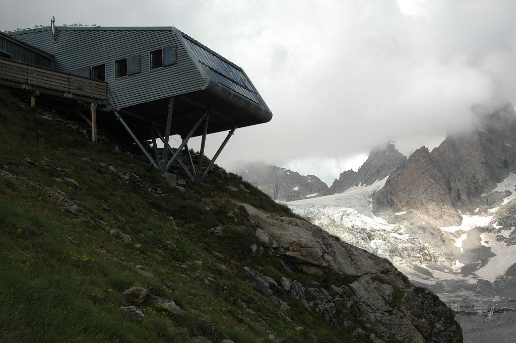 Ascension du Rateau - Refuge de la Selle © Bernard Guidoni - Parc national des Ecrins