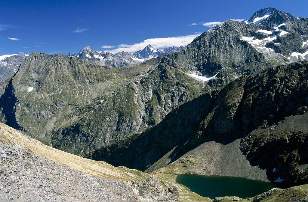 Lac de Plan Vianney - Muzelle © Jean-Pierre Nicollet - Parc national des Ecrins