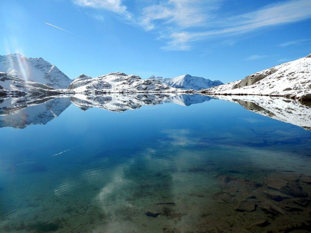 Lac des Pisses - Champsaur © Clotilde Sagot - Parc national des Ecrins