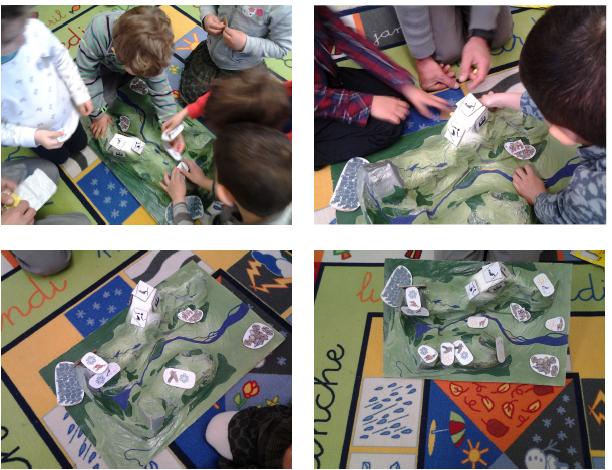 Les animaux de montagne - école de Mizoën - maternelles - avec le Parc national des Ecrins - 2015-2016