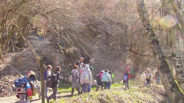 Ecole du Freyney - sur l'ENS de Vieille morte -avec le Parc national des Ecrins