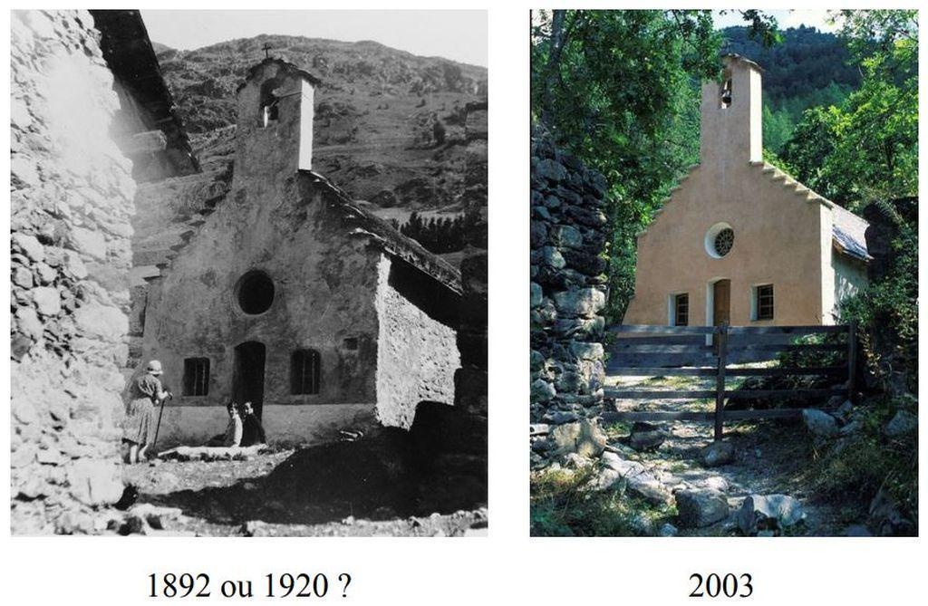Évolution des paysages avec l'école de Chauffayer, ©DominiqueVincent