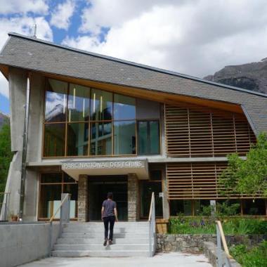 La maison du Parc de Vallouise