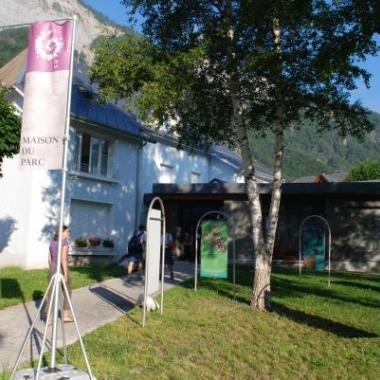 Maison du Parc National des Ecrins - Secteur Oisans