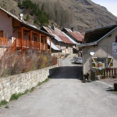 Le hameau des Gourniers