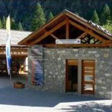 Maison de la montagne d'Ailefroide