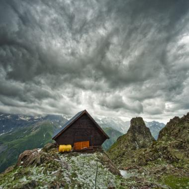 photos Nicolas Fragiacomo - expo 'rendez-vous à Chalance' avec le Parc national des Ecrins