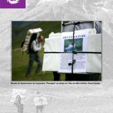 Catalogue des expositions du Parc national des Ecrins