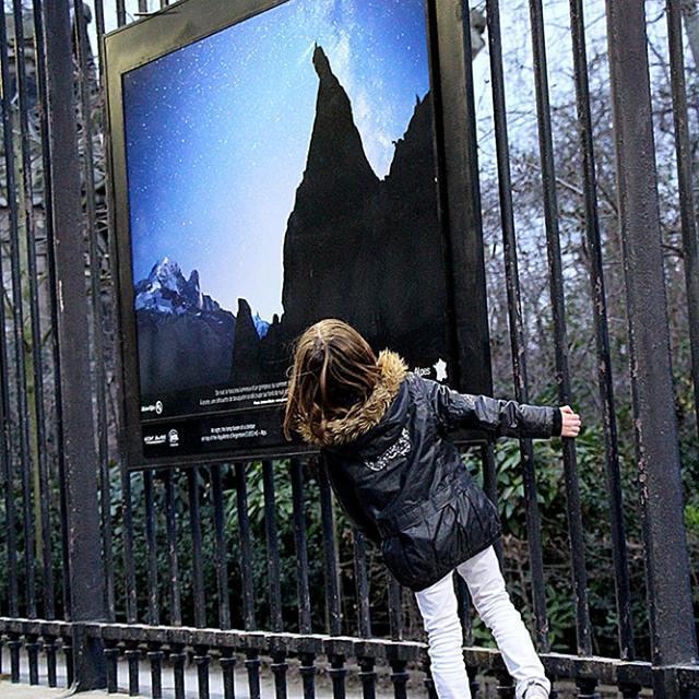 Exposition Montagnes de France à Paris - mars 2015 - photo Mountain Wilderness