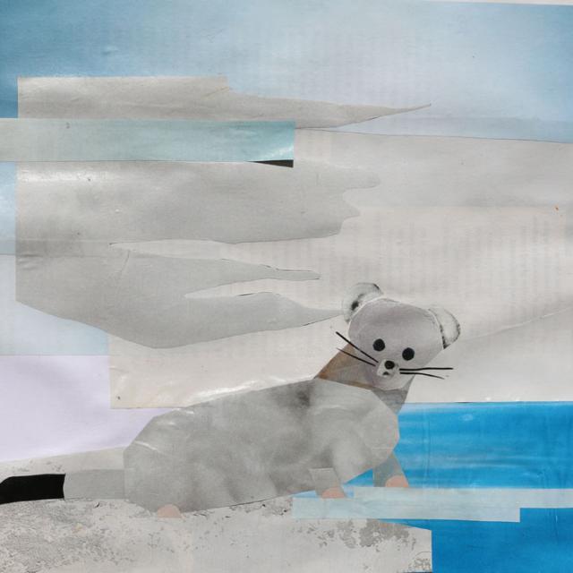 2ème prix collectif - C Langlois - 2ème prix adulte - Lili-Jeanne Ferré - 2ème pirx 8/10 ans - concours dessin hiver 2015 - Parc national des Ecrins