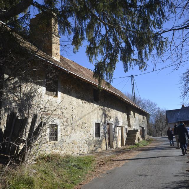 Village Buissard - atelier paysage - nov 2015  © Cl-Gondre - Parc national des Ecrins