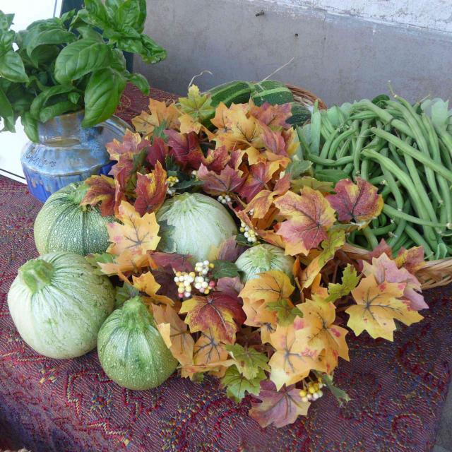 Légumes - © Marion Digier - Parc national des Ecrins