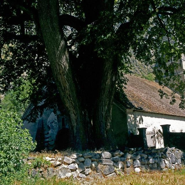 Eglise Saint Maurice  - © D.vincent - Parc national des Ecrins
