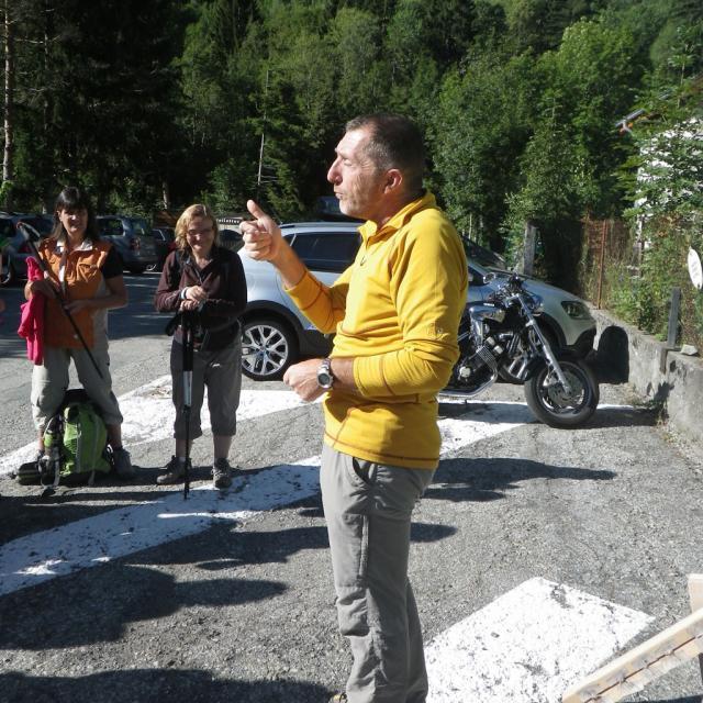 Sortie LSF au lauvitel 2016 - © mecenat GMF-Parc national des Ecrins