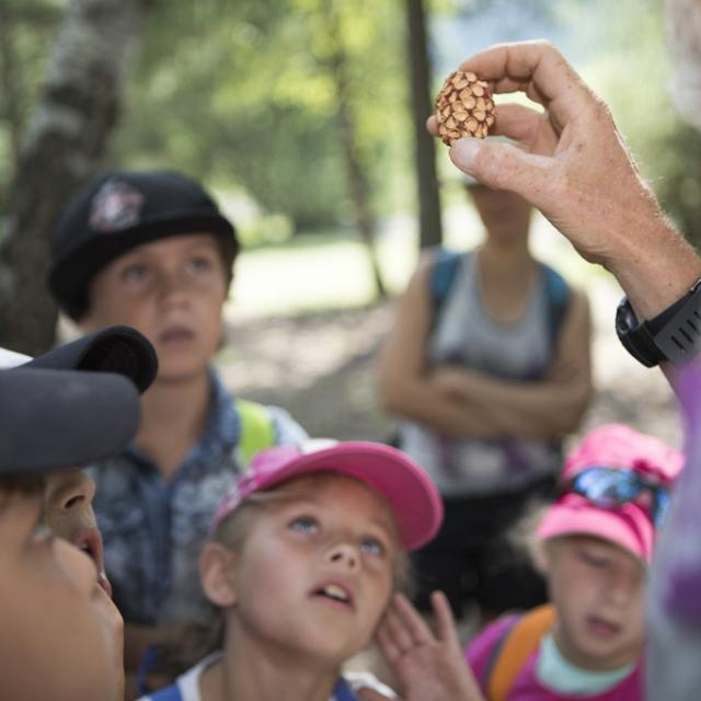 Ecrins de nature 2017 - journée scolaire à Pont-du-fossé