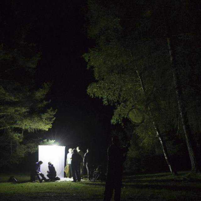 Ecrins de nature à Pont du Fossé, juin 2017 - © P.Saulay - Parc national des Écrins